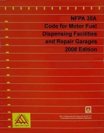 Nfpa 30a Code For Motor Fuel Dispensing Facilities